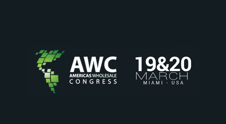Americas Wholesale Congress (AWC). <br><small>March 19-20 2020</small>